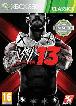 WWE 13 (Classics) Xbox 360 Cover Art