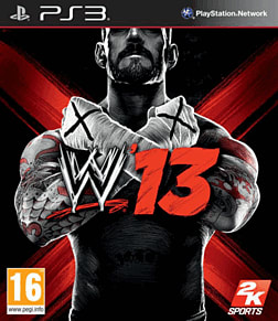 WWE 13 (PS3 Essentials) PlayStation 3 Cover Art