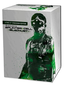 360 SPLINTER CELL BLACKLIST C Xbox-360