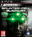 Tom Clancy's Splinter Cell: Blacklist GAME Exclusive Upper Echelon Edition PlayStation 3