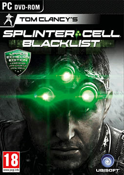 Tom Clancy's Splinter Cell: Blacklist Upper Echelon Edition - Only at GAME PC Games Cover Art