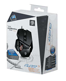 MadCatz R.A.T. 3 Mouse Accessories