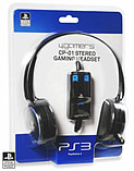 Officially Licensed Stereo Gaming Headset for PS3 - Black screen shot 1