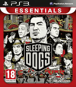 Sleeping Dogs (PS3 Essentials) PlayStation 3 Cover Art