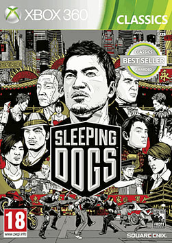 Sleeping Dogs (Classics) Xbox 360 Cover Art