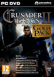 Crusader Kings II Gold Pack PC Games