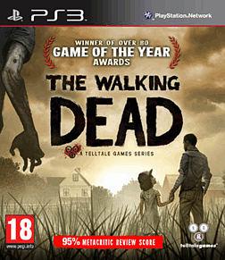 The Walking Dead - A Telltale Games Series PlayStation 3