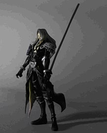 Dissidia Final Fantasy Trading Arts Vol.2 Sephiroth Figure Toys and Gadgets