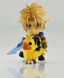 Final Fantasy Trading Arts Mini Kai No.5 Tidus Figure Toys and Gadgets