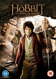 The Hobbit: An Unexpected Journey DVD