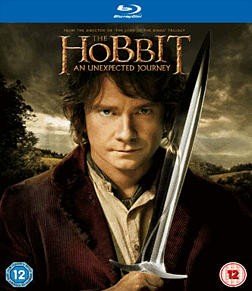 The Hobbit: An Unexpected Journey Blu Ray