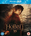 The Hobbit: An Unexpected Journey (3D Blu-Ray) Blu-Ray 3D