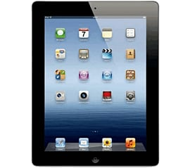iPad 4 with Retina Display Black 16GB Wi-Fi (Grade A) Electronics