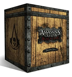 Assassin's Creed IV: Black Flag Buccaneer Edition PlayStation-3 Cover Art