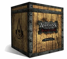 Assassin's Creed IV: Black Flag Buccaneer Edition PC-Games Cover Art