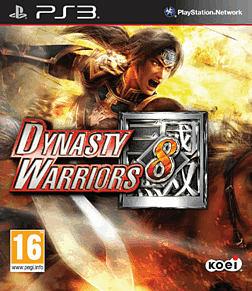 Dynasty Warriors 8 PlayStation 3