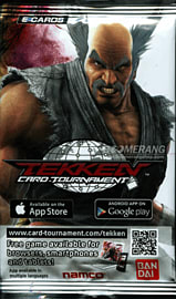 Tekken Card Tournament - Booster Pack Toys and Gadgets