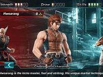 Tekken Card Tournament - Booster Pack screen shot 1