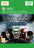 Injustice: Gods Among Us Season Pass Xbox Live