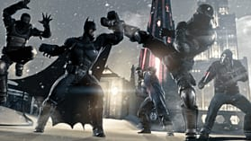 Batman: Arkham Origins Heroes and Villains Edition - Only at GAME screen shot 4