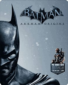 Batman: Arkham Origins Heroes and Villains Edition - Only at GAME PlayStation-3 Cover Art