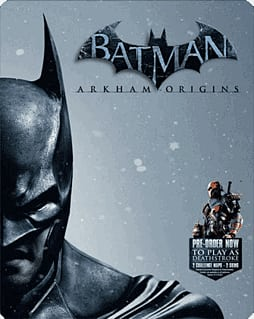 Batman: Arkham Origins (PC) PC-Games Cover Art