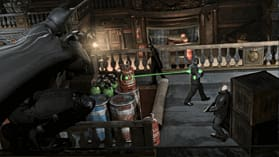 Batman: Arkham Origins screen shot 8