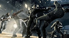Batman: Arkham Origins screen shot 3