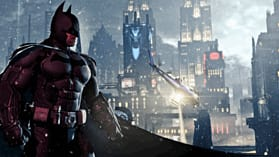 Batman: Arkham Origins screen shot 5