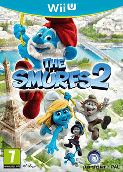 The Smurfs 2 Wii U Cover Art