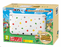 Limited Edition Animal Crossing Nintendo 3DS XL White with Animal Crossing: New Leaf 3DS