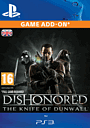 Dishonored: The Knife of Dunwall PlayStation Network