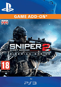 Sniper: Ghost Warrior 2 - Siberian Strike PlayStation Network