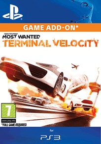 Need for Speed: Most Wanted - Terminal Velocity Pack PlayStation Network