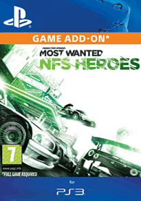 Need for Speed: Most Wanted - Heroes Pack PlayStation Network