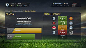 FIFA 15 Ultimate Team Wallet £6 Top Up screen shot 1