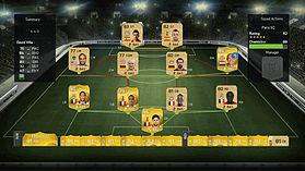 FIFA 15 Ultimate Team Wallet £6 Top Up screen shot 2