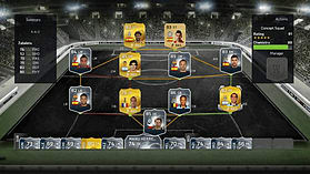 FIFA 15 Ultimate Team Wallet £6 Top Up screen shot 1