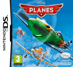Disney Pixar Planes the Video Game DSi and DS Lite