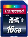 Transcend 16GB SD Card (compatible with Nintendo 3DS and 3DS XL) Accessories