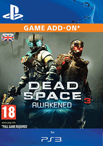 Dead Space 3: Awakened PlayStation Network