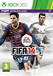 FIFA 14 (includes 4 Gold FIFA Ultimate Team packs) Xbox 360