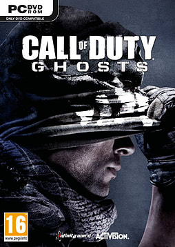 Call of Duty: Ghosts PC Games Cover Art