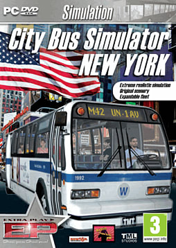 City Bus Simulator New York PC Games