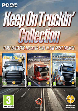 Keep on Trucking Collection PC Games