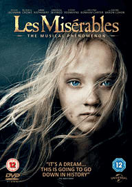 Les Miserables DVD