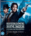 Sherlock Holmes: A Game of Shadows Blu-Ray