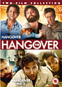 The Hangover and The Hangover 2 DVD