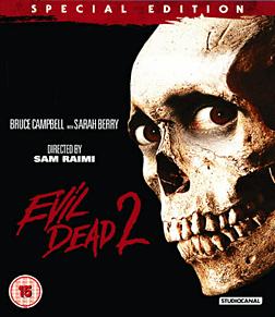 Evil Dead II Blu-Ray