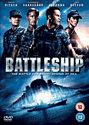 Battleship DVD